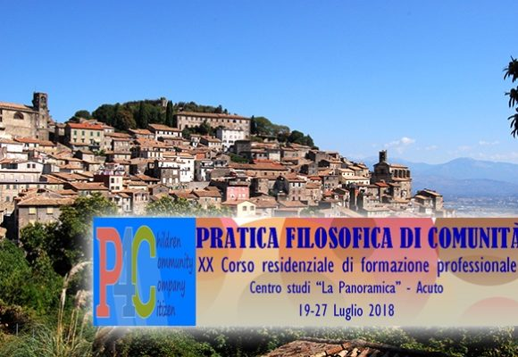 The Acuto Residential P4wC Seminar in Italy