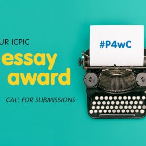 Call for submissions: ICPIC Essay Biennal Award