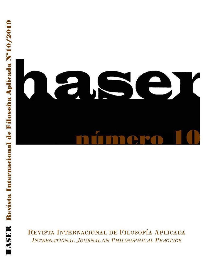 Nuevo número de la revista Haser